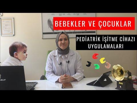 Pediatrik İşitme Cihazı Uygulamaları
